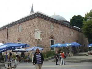 Dzhumaya Mosque (mosque Hyudavendigyar)