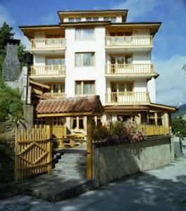 Agarta Hotel