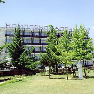 Alen mak Hotel complex