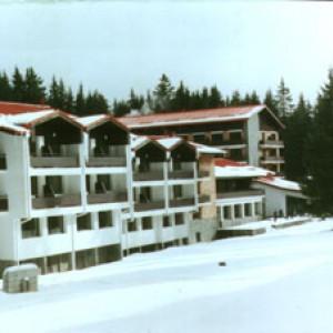 Finlandia Hotel complex